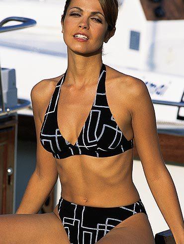 Compagnie du Soleil: Cortez Black Bikini